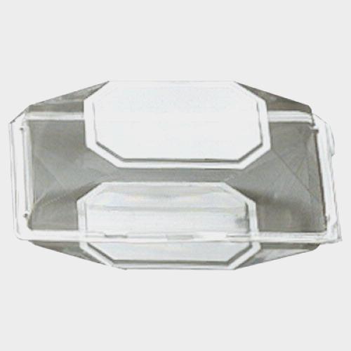 Boutonniere Boxes Clear 5 x 4 x 3 (50 per case)
