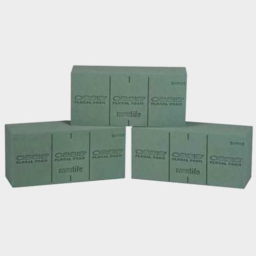 OASIS Instant Deluxe Floral Foam Bricks (Heavy) (48/case)