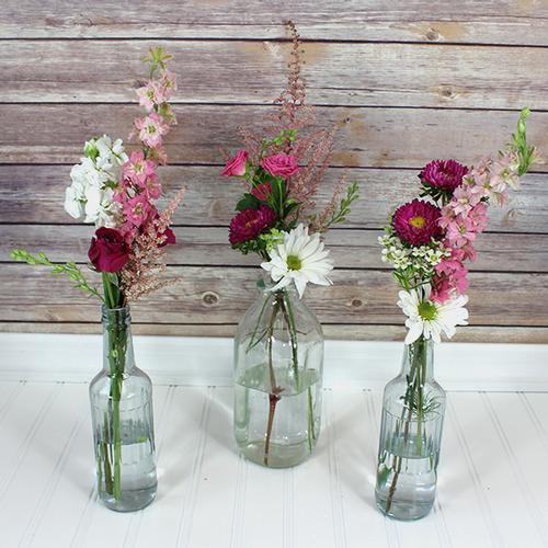 Blooms Classy Thinkin' Pink Wildflower Pack