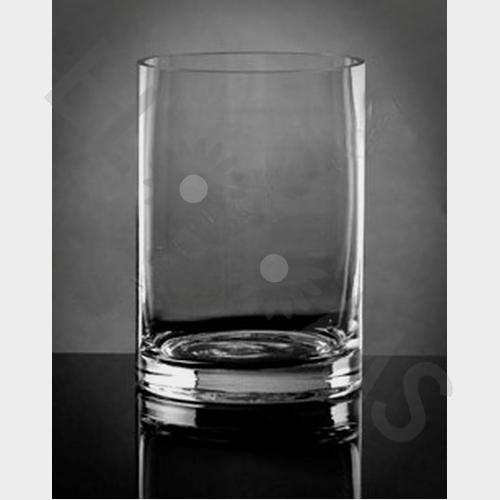 Medium Cylinder Glass Vase (5