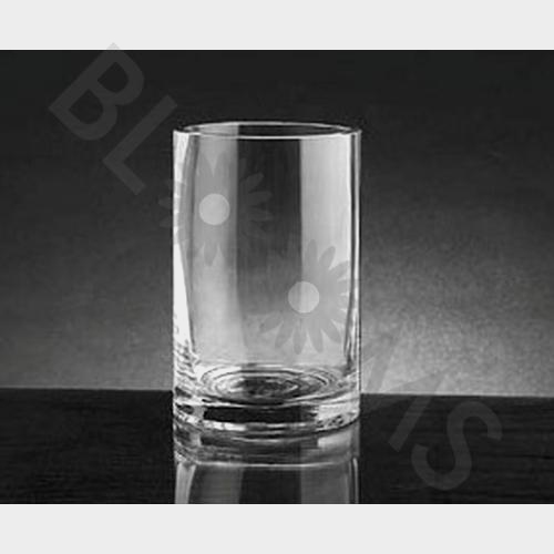 Xsmall Cylinder Glass Vase 5 Inch H x 4 Inch