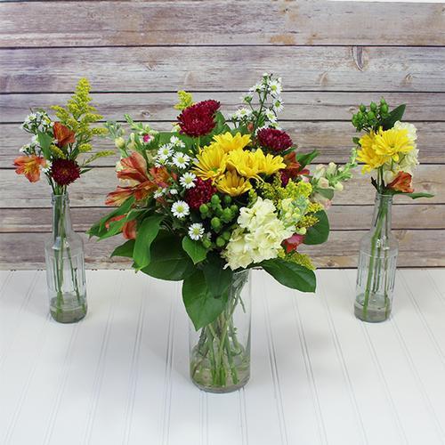 Blooms August Hay Ride Wildflower Pack