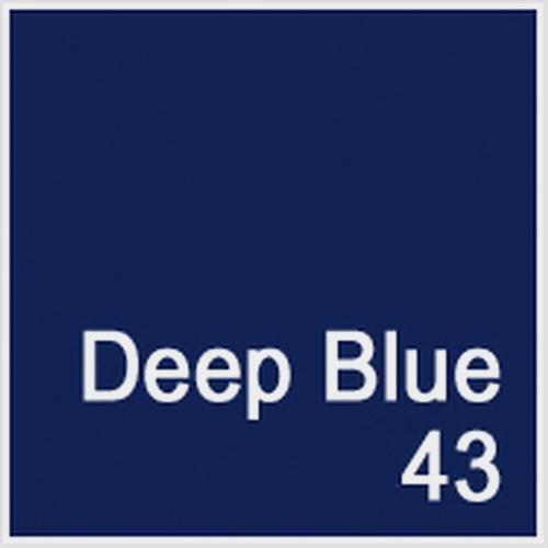 Deep Blue Dip It Dye