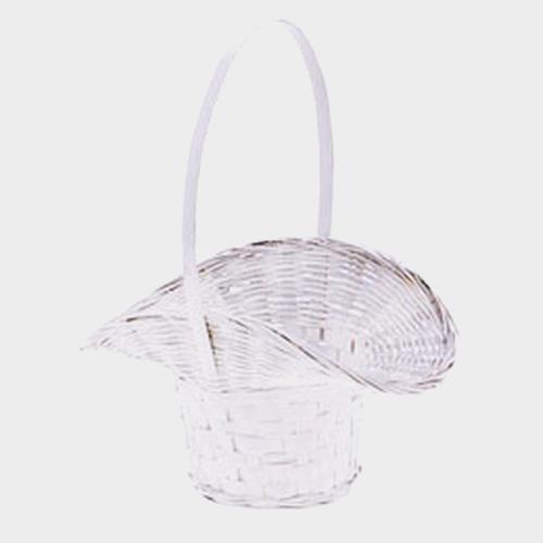 White Princess Basket 8.5