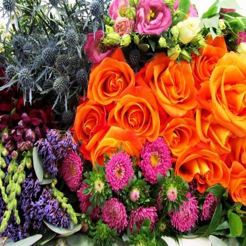 Bohemian DIY Wedding Flower Pack