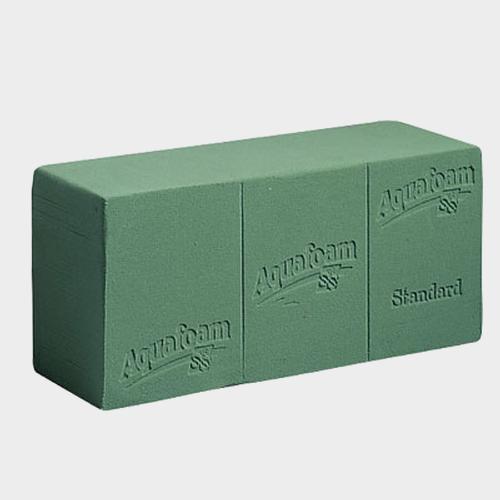 Aquafoam Standard Floral Foam Bricks  (6/pk)