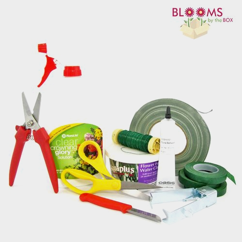 DIY Deluxe Floral Supply Kit