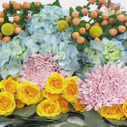 Sorbet Wedding Flower Pack