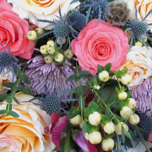 Desert Sunset Wedding Flower Pack