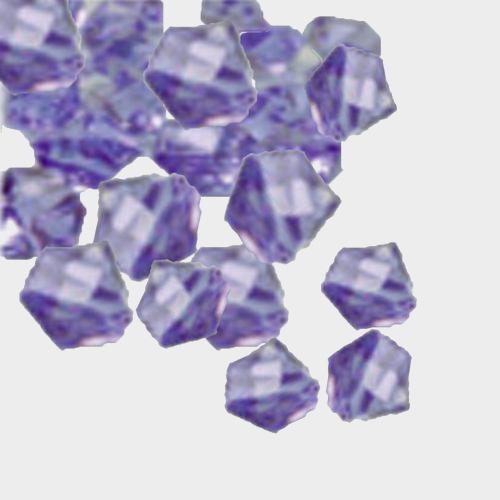 Purple Acrylic 1lb Bag