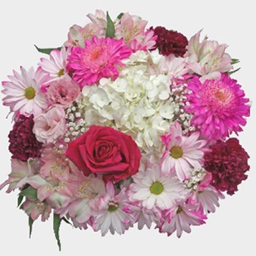Mixed Bouquet 15 Stem - True Love