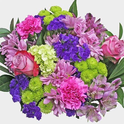 Mixed Bouquet 19 Stem - Radiance