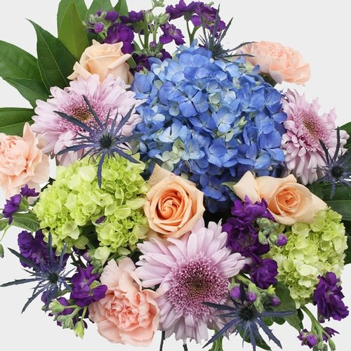 Mixed Bouquet 19 Stem - Bunches Of Love