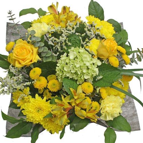 Mixed Bouquet 23 Stem - Sunny Window