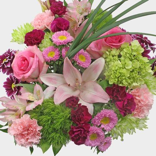 Mixed Bouquet 20 Stem - Timeless