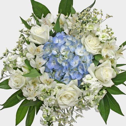 Mixed Bouquet 18 Stem - Bridal Dream